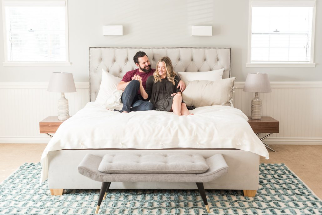Our Master Bedroom Makeover With Apt2b - The Chic Mamas